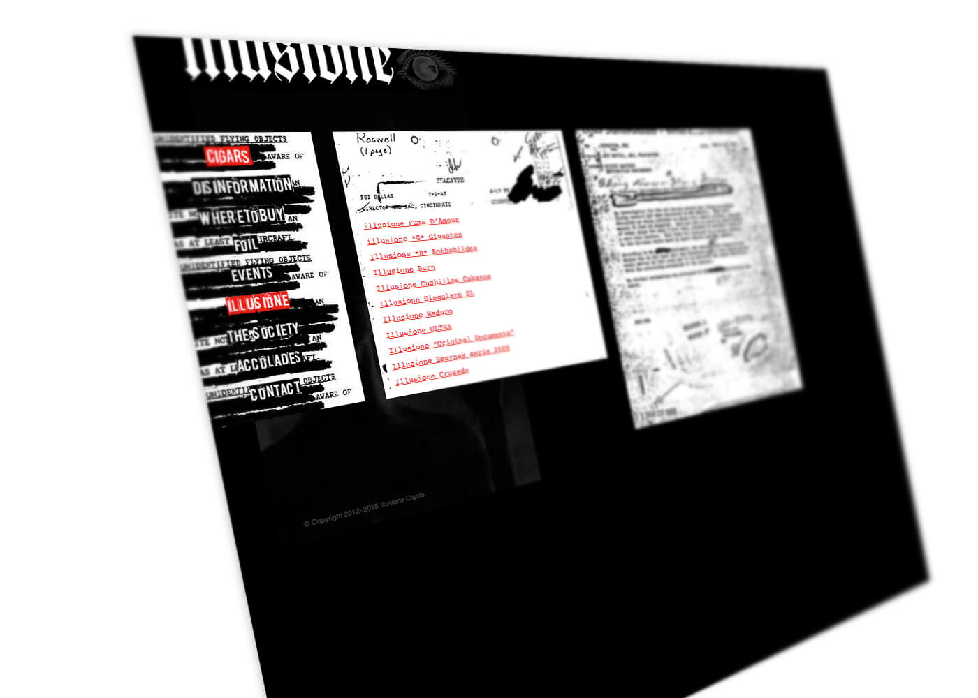 illusione_webpage